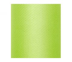 Tyl, Stiff, light green, 0.3 x 50m